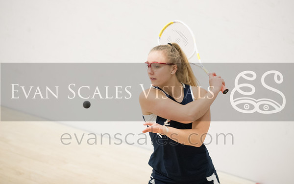 Milton Academy Girls' Varsity Squash