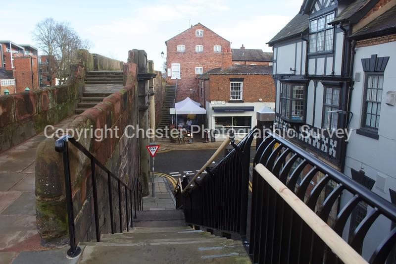 Northgate Steps: Northgate Street