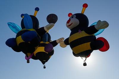 2019 Balloon Fiesta Sunday October 6