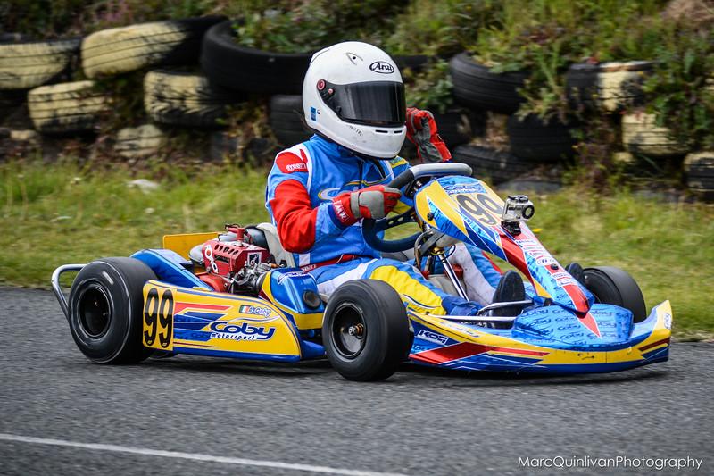 Motorsport Ireland - Round 4 2015 - Athboy - Alyx Coby