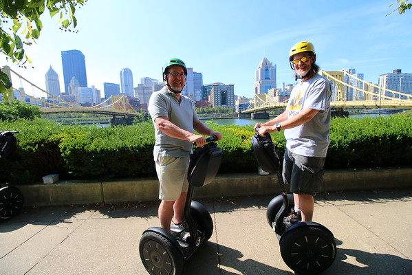 Roadtrip 2016 - Pittsburgh Segway Tour - 7/20/2016