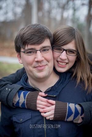 Scott & Sarah Engagement