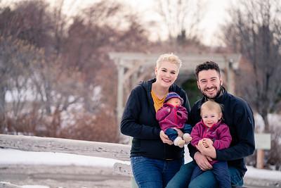 Braden & Samantha Family
