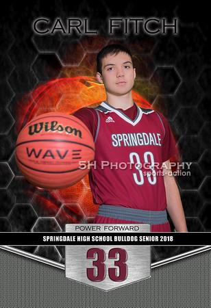 SHS Basketball Seniors (Banners)