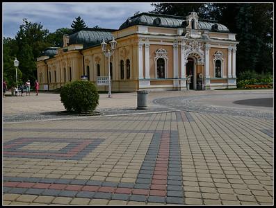 Frantiskovy Lazne (Bohemia)