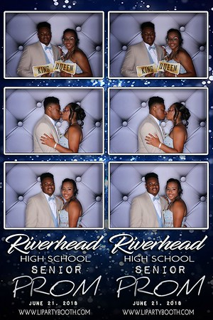 Riverhead Senior Prom 2018