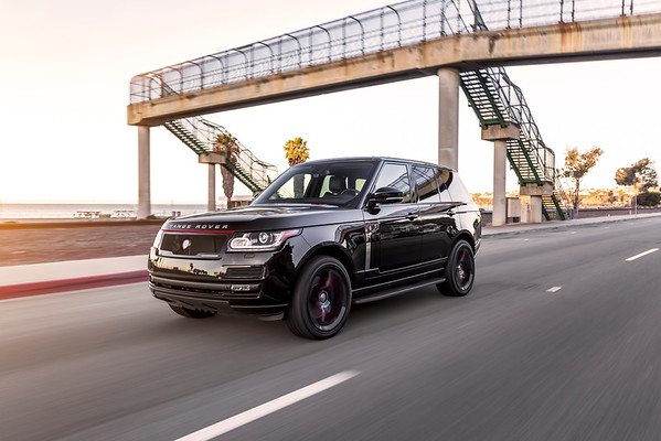Range Rover by Strut