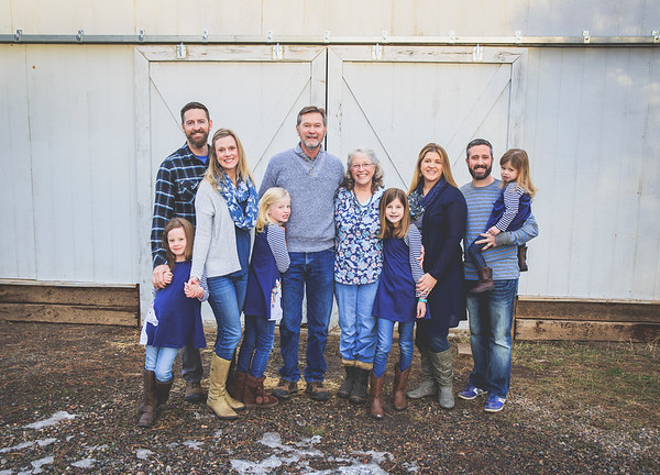 The Buchner Family | December 2018