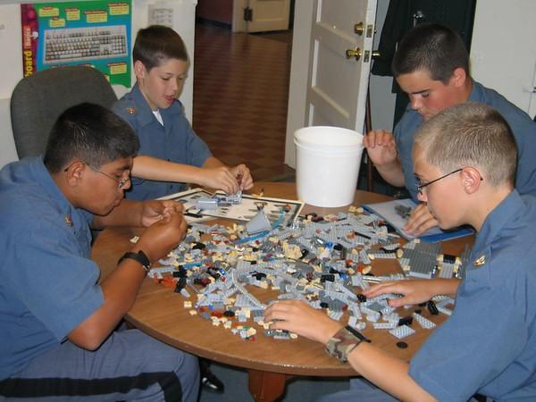 Middle School Exploratories