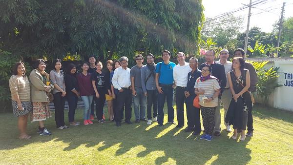 2016 Thailand PSU Visit