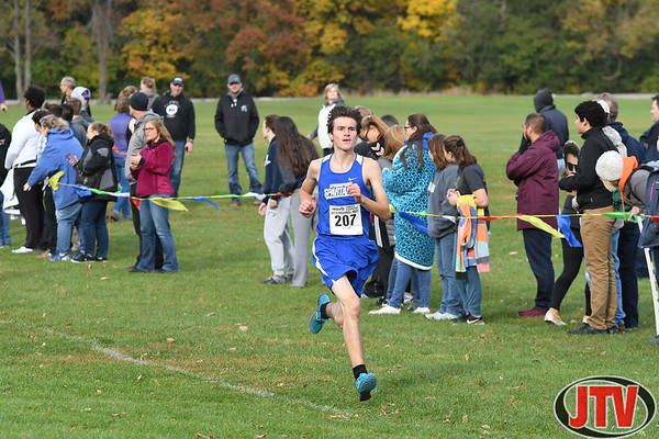 MHSAA Division 3 Cross Country Regionals 10-25-19