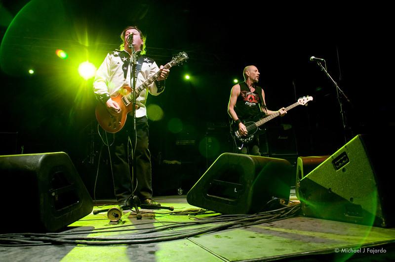 Stiff Little Fingers BYO Records' 13th Annual Punk Rock Bowling Music Festival Las Vegas, NV  May 28, 2011