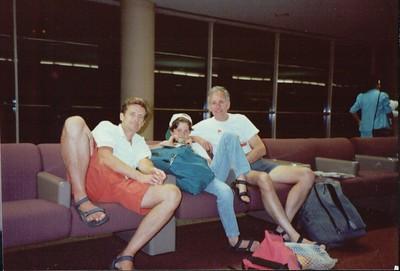 Travel, 1993