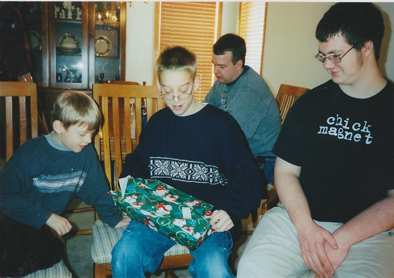 Jeff, Michael, Drew, Dan