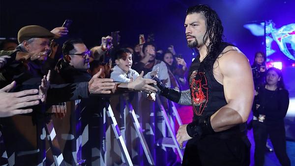 Roman Reigns - Digitals WWE Live Santiago & Buenos Aires