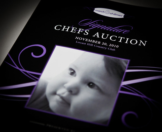 March of Dimes Signature Chefs - Portraits