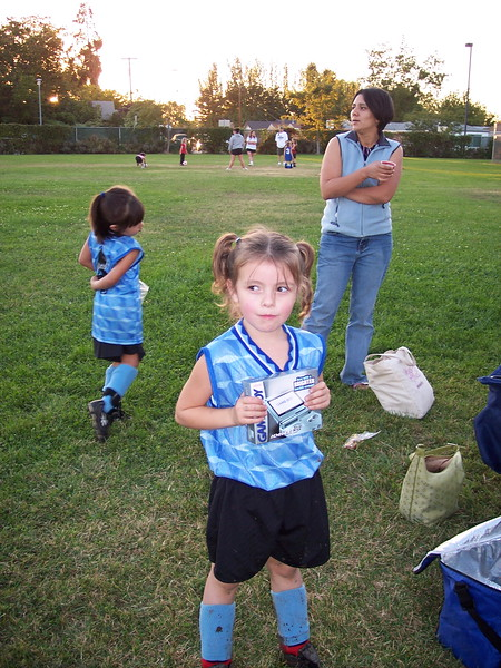 Jordyn Soccer 2005