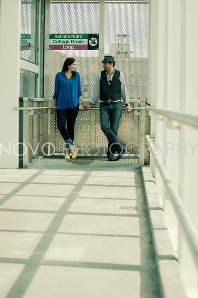 Lindsey and Sam