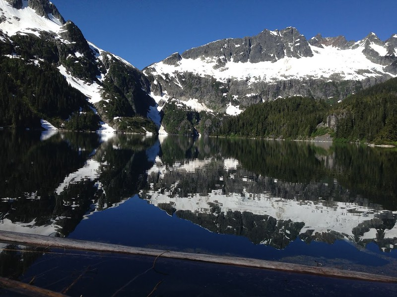 Lake Lovely Water Mirror Image.JPG