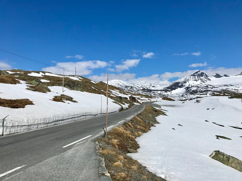 Sognefjellet National Tourist Route