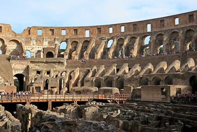 Italy 2017 - Rome to Tivoli Gardens
