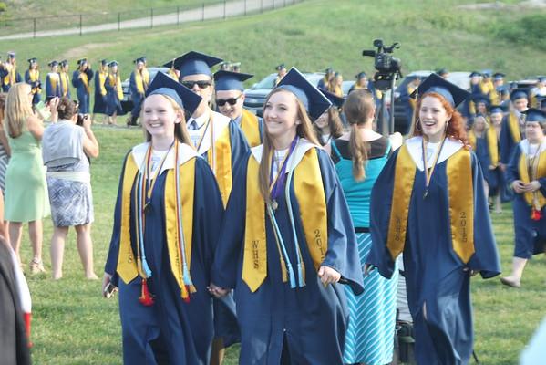 WHS Graduation 2015
