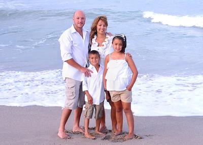 Sandra Joe family