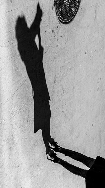 Shadow Selfie