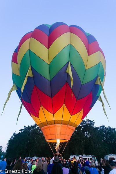 Hot Air Ballon Classic 2013