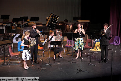 """2008-05-06 BHS Spring Band Concert (SB2) - """"39 Lbs of Twisted Metal"""""""