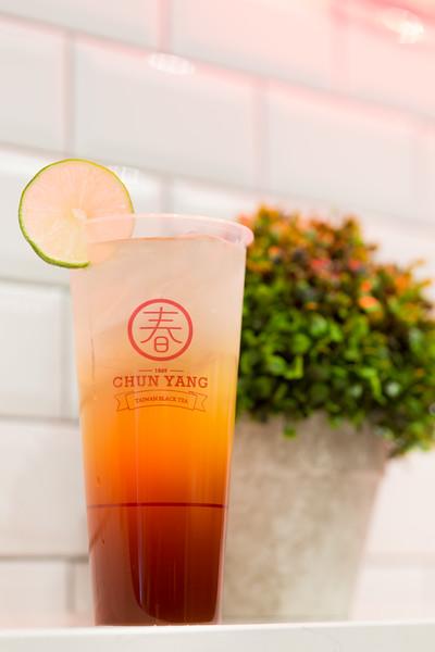 Chun Yang Tea April