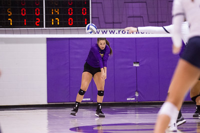 UNA Volleyball vs North Florida