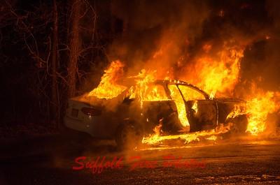 Brookhaven Vehicle Fire Surrey Circle [1.12.17]