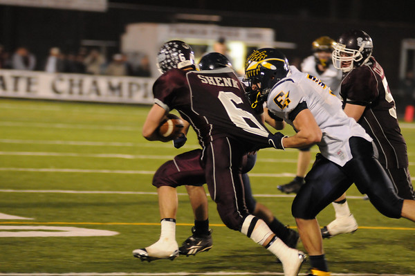 ELCO @ Manheim Central 11 07 08