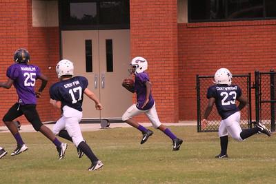 2013 Youth Cowboys vs Vikings