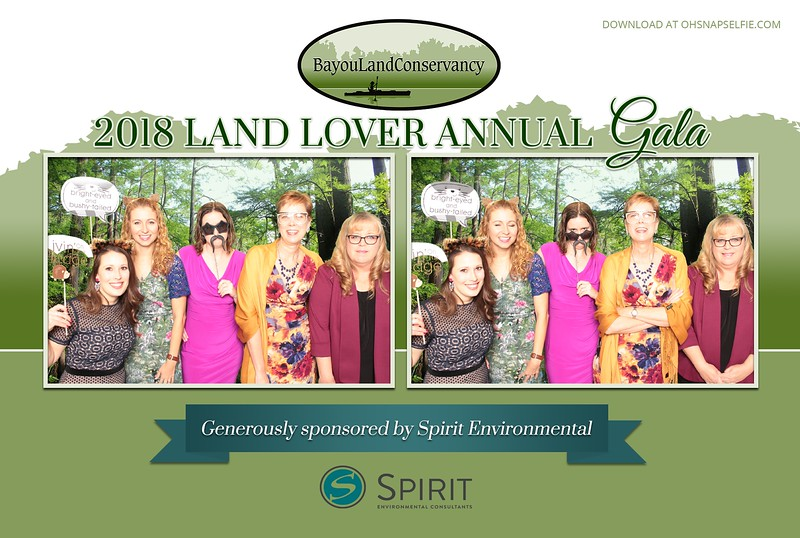 111018 - Bayou Land Conservancy Gala