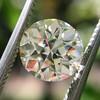 1.55ct Old European Cut Diamond GIA L VS1 14