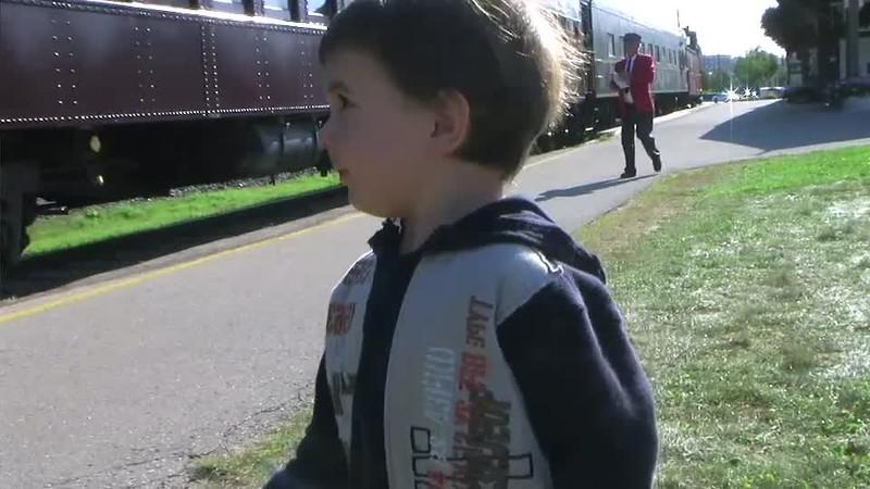 2009-09-18 Train Ride.m4v