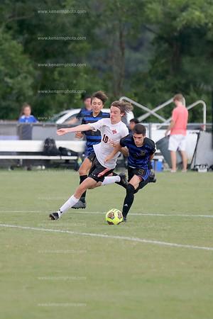 East Bladen 21 New Hanover boys soccer