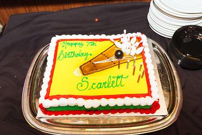 2016 Scarlett 7th Birthday