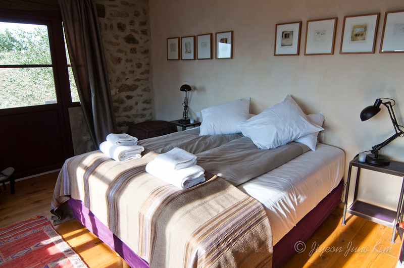 Can Rigall Hotel room