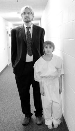 Daniel's baptism February