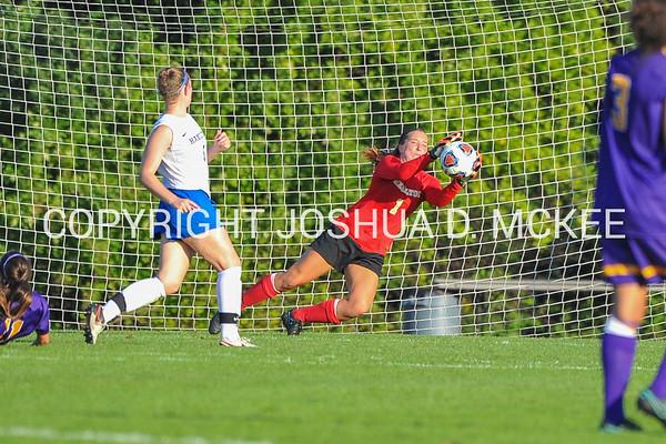 Hamilton College Women's Soccer v Williams 9-7-16