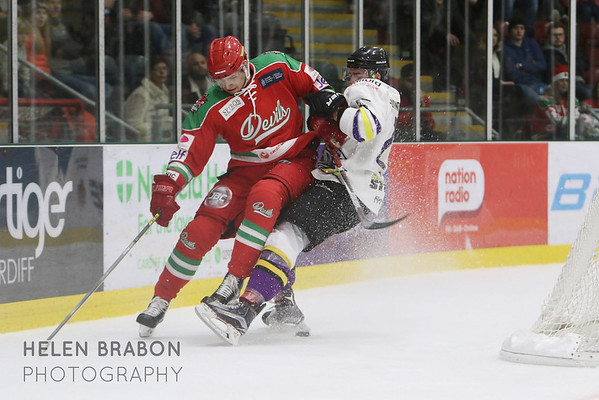 Cardiff Devils vs Manchester Storm 23-12-16