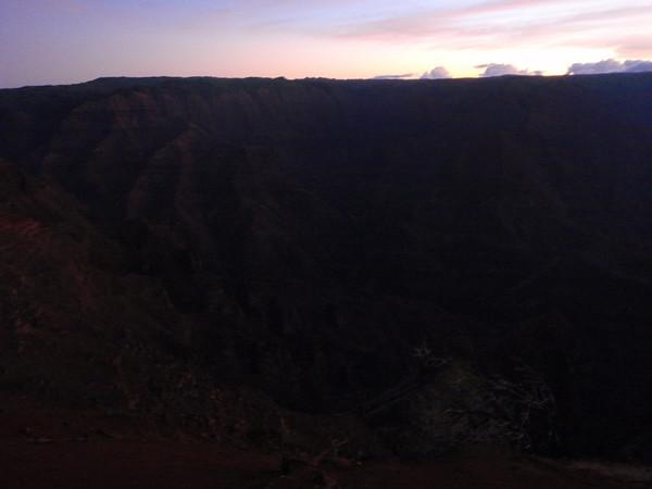 Waimean Canyon Kauai 10.19.11