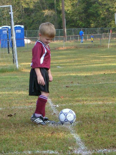 2005 Matthew Soccer