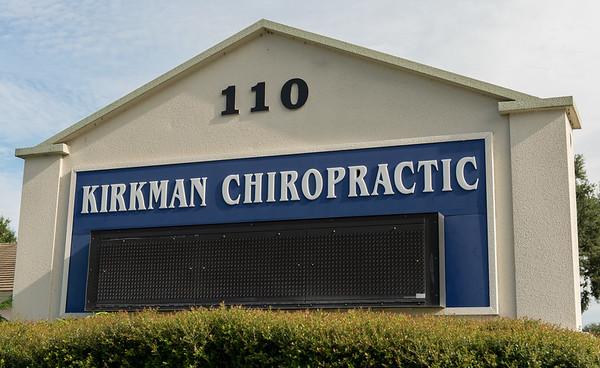 Kirkman Chiropractic 2018