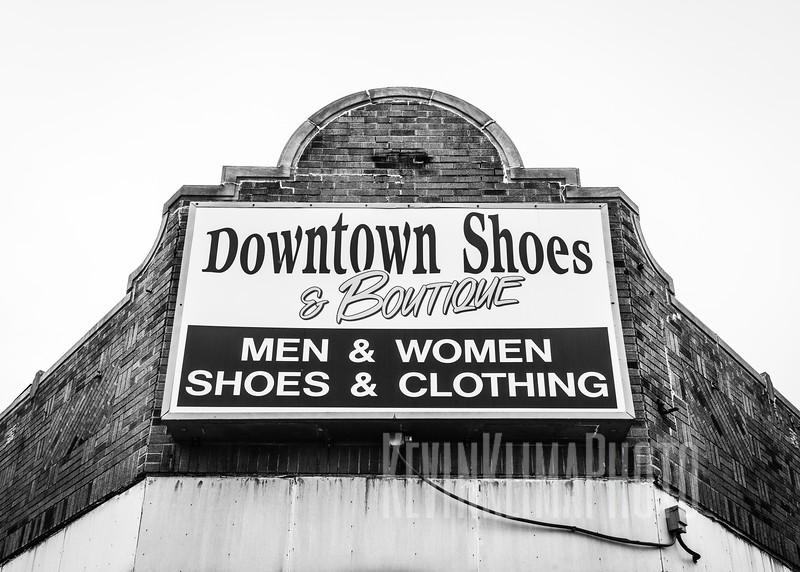 Downtown Shoes & Boutique