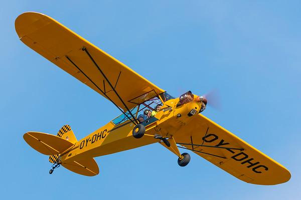 OY-DHC - Piper J3C-65 Cub (L-4J)