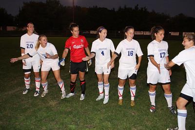 Mon Don Girls Soccer vs Barnegat 10-14-08
